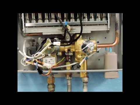 "marey power gas tankless water heater troubleshooting: part 1 ""no"