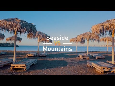 NEW VIDEO: 'Seaside or Mountains? Limassol has them both... Enjoy!
