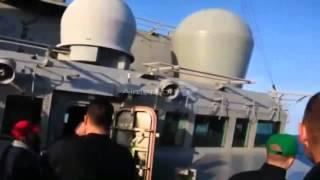 Опять русские! Опять стирать портки морячкам с   DDG-75 «Дональд Кук» ВМС США?