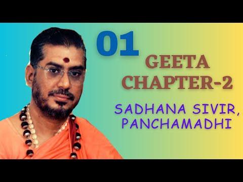 Swami Prabuddhananda 'Geeta Chapter 2'...