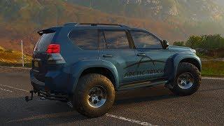 Forza Horizon 4 Toyota Land Cruiser Arctic Trucks AT37 OFFROAD