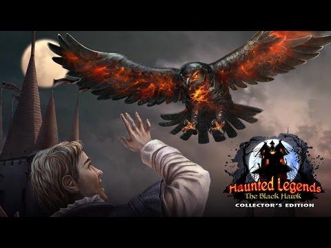 Haunted Legends: The Black Hawk Collector's Edition > iPad
