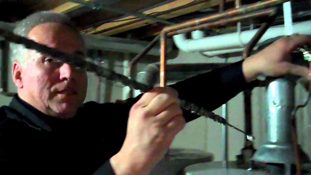 Rotten Egg Smelling Hot Water / Black Hot Water from Faucets. - YouTube