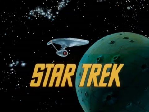 """""""And Let the Heavens Fall"""" Animated STAR TREK episode, Part 1 of 3"""