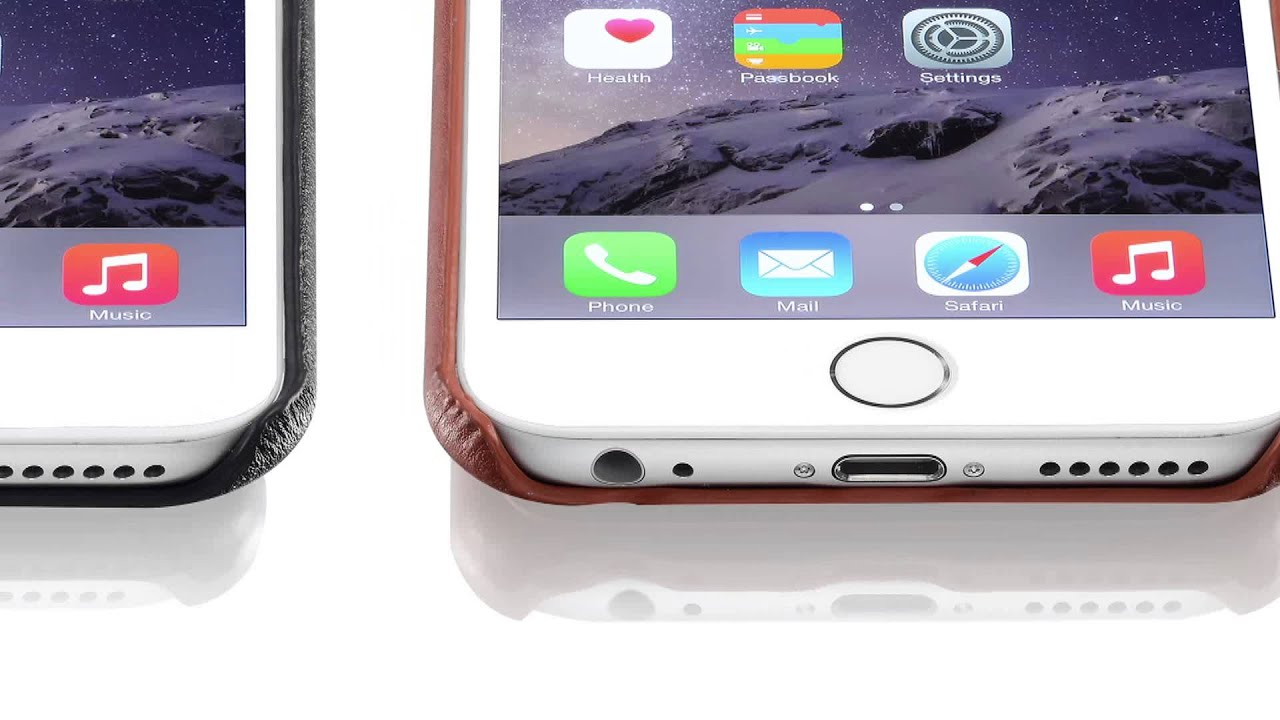 release date: ea9fc 94f3c iPhone 7 Cases cognac - KAVAJ