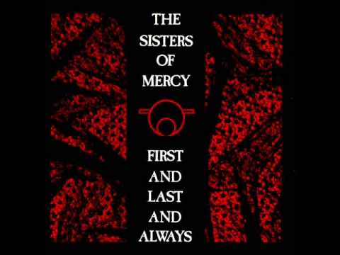 Клип The Sisters of Mercy - Amphetamine Logic