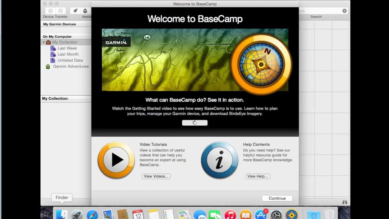 How to Uninstall Garmin BaseCamp for Mac?