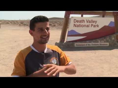 Death Valley Heat Record