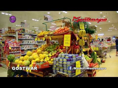 MONTENEGRO MARKET GOSTIVAR :made & broadcasted by TV CEGRANI BERLIN