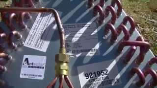 HVAC Service: Evaporator Coil Replacement