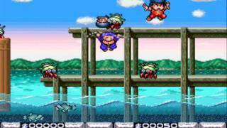 Let's Play The Legend Of The Mystical Ninja - #10. Like A Bridge Over A Troubled Pond