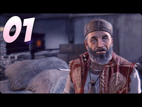 Dying Light the Following Walkthrough Gameplay Part 1 - Roscoe Might be the G.O.A.T Zombie