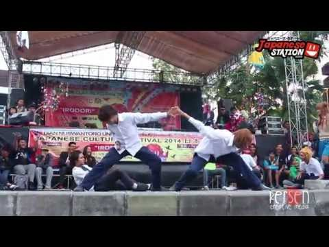 Event Highlight Semarang : Bunkasai Udinus Irodori 2014