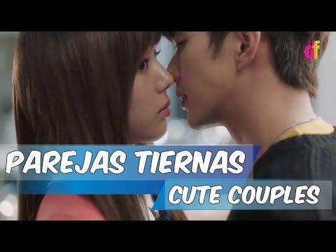 TOP 10 - DORAMAS CON LAS PAREJAS MAS TIERNAS | CUTE COUPLES KDRAMAS