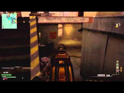 MW3 DOUBLE MOAB WITH MODEL 1887 SHOTGUN! (Modern Warfare 3)