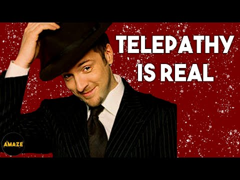 Can Derren Brown Use Telepathy With A Volunteer? | Mind Control | Amaze