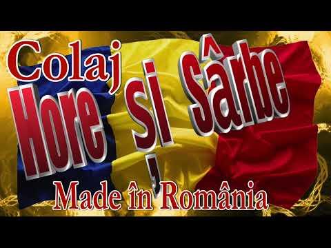 Colaj Excelent De Hore Si Sarbe Moldovenesti Made In Romania