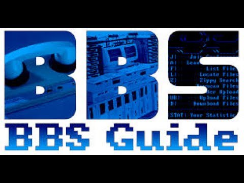 How to access Bulletin Board Systems (BBS) on your phone