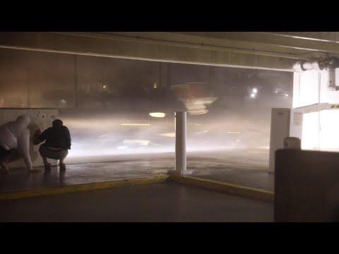 Extreme Hurricane Laura Footage - 4K UHD
