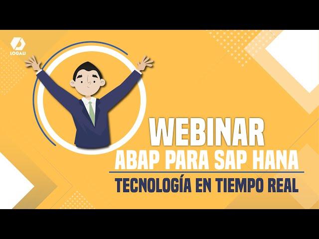 Webinar ABAP para SAP HANA - Tecnología en tiempo real