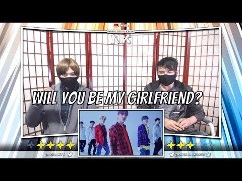 M.O.N.T(몬트) _ Will you be my girlfriend? MV | [ NINJA BROS Reaction / Review ]