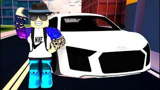 I BUY THE NEW JAILBREAK AUDI!!! ROBLOX