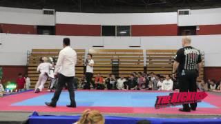 WKC MX 2016 Melissa Martinez vs Darian Ruiz