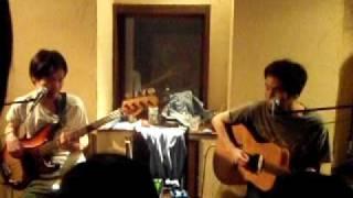 キセル「夜の名前」2010.5.8 FUKUOKA.CAFE TECO LIVE.