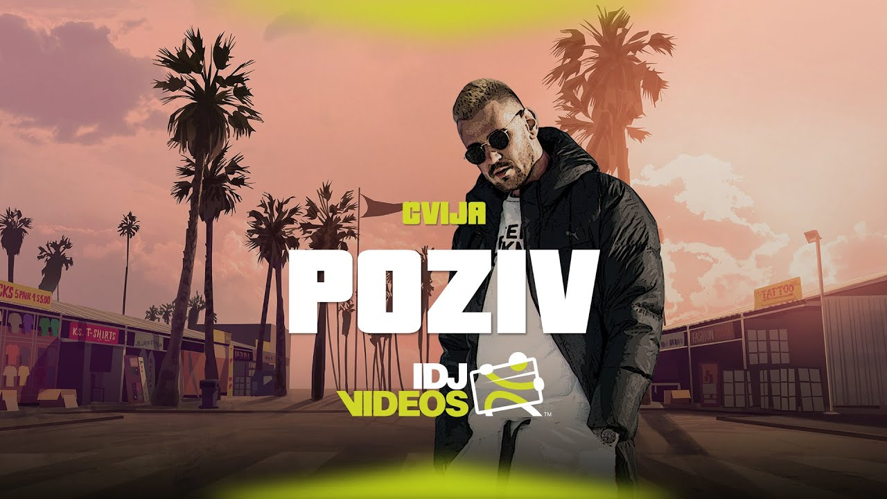 Download CVIJA - POZIV (OFFICIAL VIDEO)