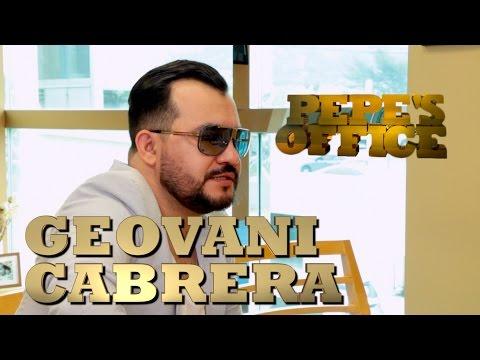 GEOVANI CABRERA MIDAS DE LA COMPOSICIÓN - Pepe's Office