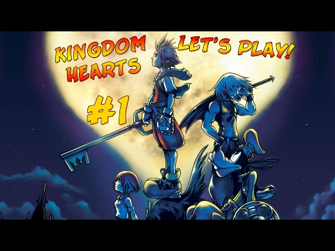 Ace's Adventures in: Kingdom Hearts #1!   NOSTALGIA TO THE MAX!   Kingdom Hearts Guide/Walkthrough