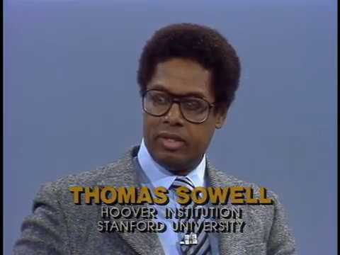 """Sowell on Firing Line"""