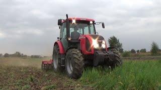 Z Perspektywy Rolnika # 9 Talerzowanie Zielska / mała awaria/ Zetor Pink Edition/