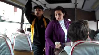 CrickmanJahm FreeStyle - In Da Bus at Bogota City