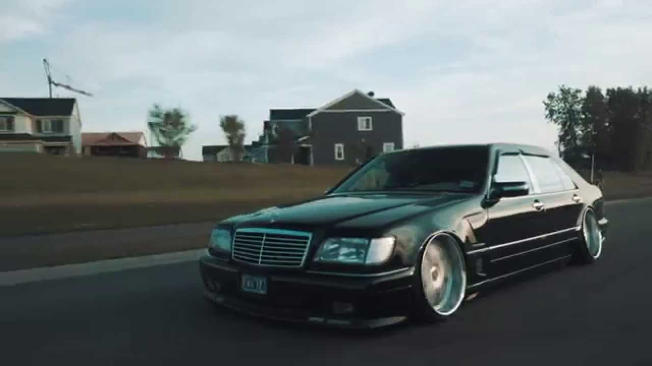 Minnesota Masterpiece Vip Systems S500 Benz Youtube