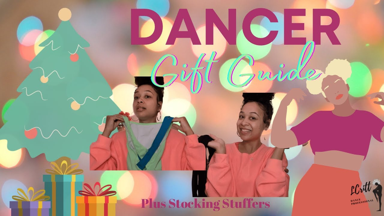 LCritt Creates: 'Dancer Holiday Gift Guide'