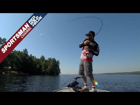 Mike Iaconelli - Fishing Finesse Baits For Bass: Part 2