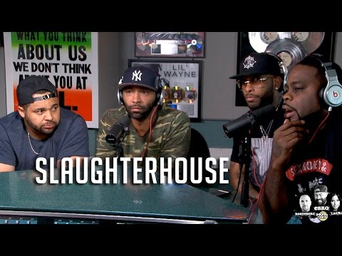 Slaughterhouse talks Drake/Meek Mill beef, new album + Southpaw movie