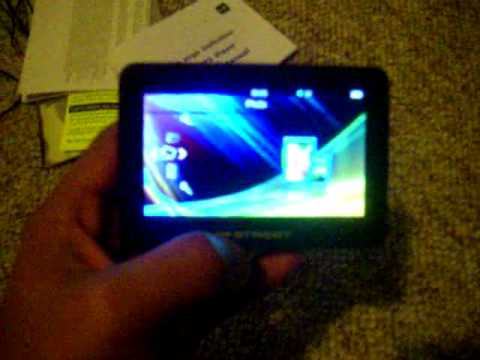 HIP STREET HD VIDEO MP3 PLAYER REVIEW HS-HD200-8GB