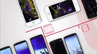 Live Nation Concerts App