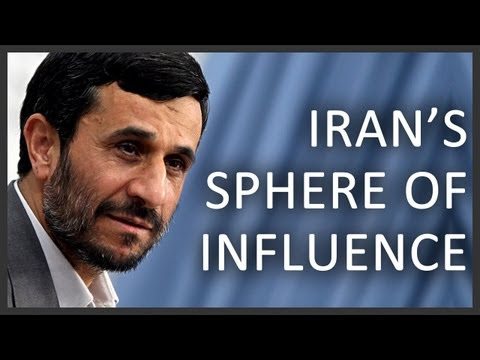 Iran's sphere of influence