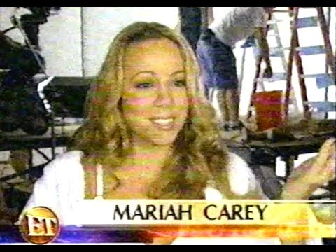 Mariah Carey - Heartbreaker Remix Video Interview
