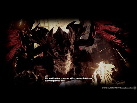 Code Vein And God Eater Is In The Same Universe