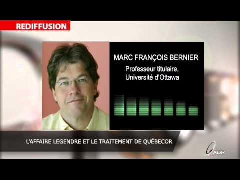 Stéphane Gendron - L'affaire Joël Legendre va-t-elle trop loin?