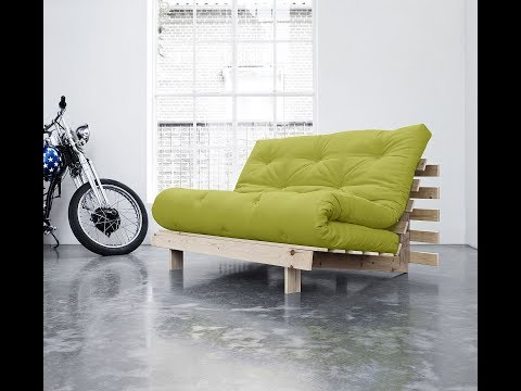 Divano Letto Futon.Roots A Timeless Piece Youtube