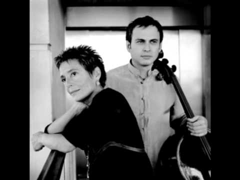 Chopin - Cello Sonata in G minor, Op. 65 (Maria João Pires & Pavel Gomziakov)