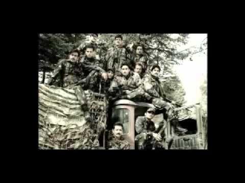 Ek saathi aur bhi tha-L.O.C-Kargil movie.flv