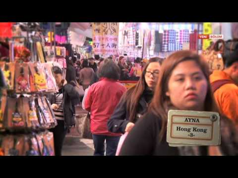 Ayna bu hafta yeni bölümü Hong Kong-3 ile ekranlarda