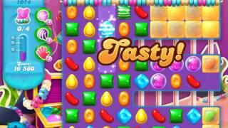 Candy Crush Soda Saga Level 1074 (buffed)