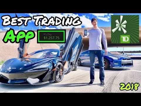 The Best Stock Trading App In 2018   TD Ameritrade